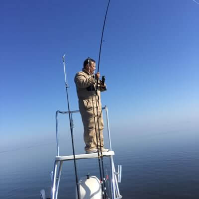 Trout Fishing in Lower Laguna Madre Texas